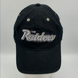 Reebok NFL Oakland Raiders hat one size